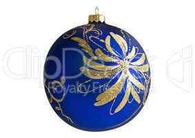 Beautiful Christmas decoration bauble