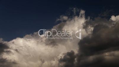 Sky / Cloud Timelapse 08