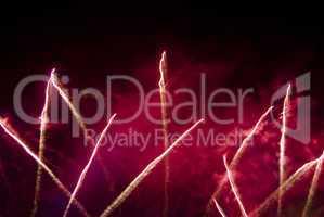Magic bright Fireworks