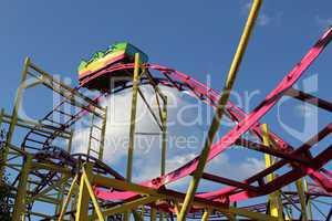 Colored big dipper