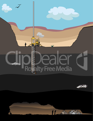 Miner Rescue Operation