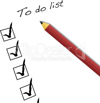 To do Liste