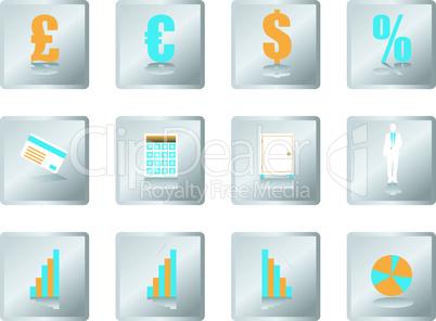 Finanzsymbole