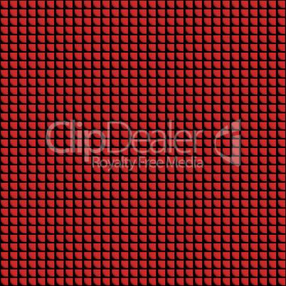 Rot karierter Hintergrund