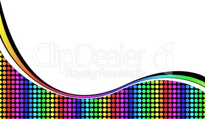 Regenbogen-Kurve