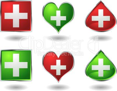 Medizinisches Kreuz
