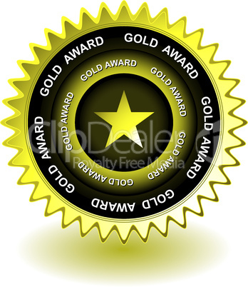 Gold Award Icon