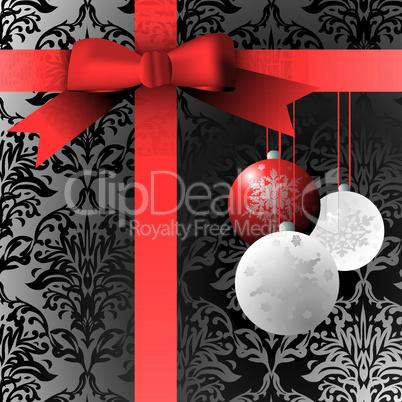 Verpacktes Geschenk