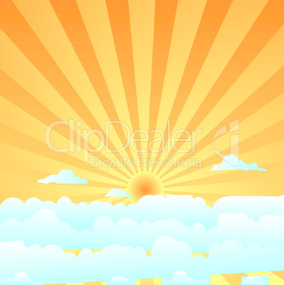 Sonne & Wolken