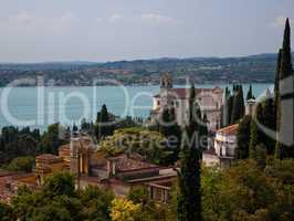 Gardone on Lake Garda