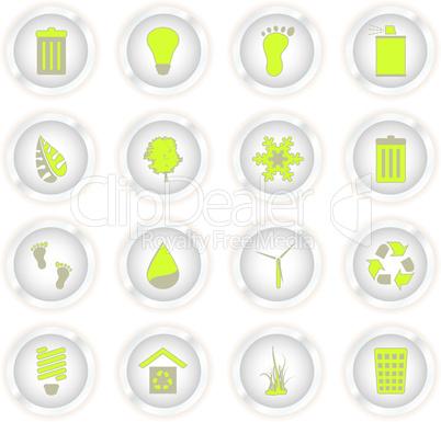 Ökologische Symbole