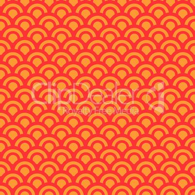 Orangener Hintergrund
