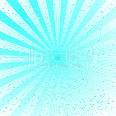 Blauer Hintergrund
