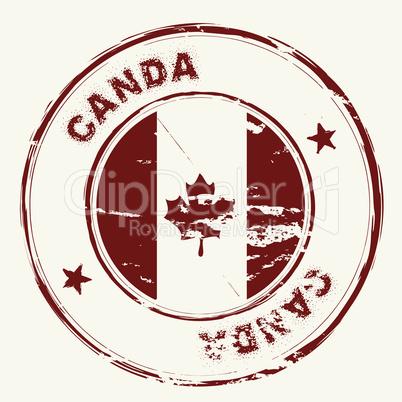 Kanada - Zeichen