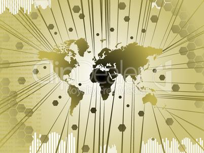 Geschäfte weltweit