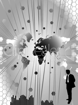 Weltweite Geschäfte