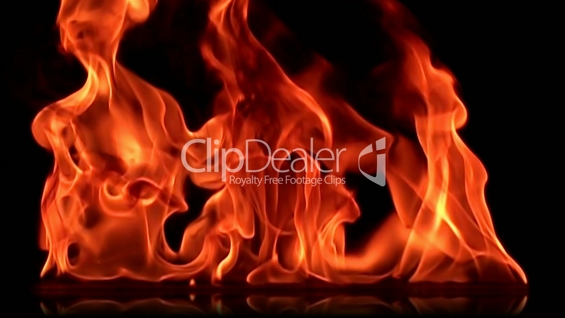 real fire in slow motion royalty free video and stock footage