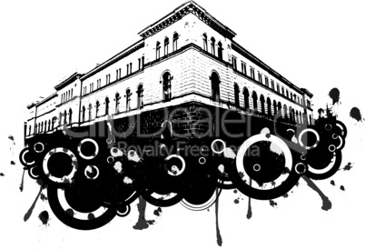 Großes Gebäude