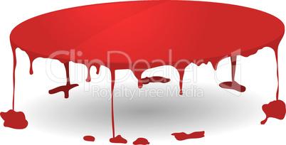 Bluttropfen