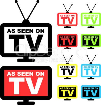 TV - Symbole