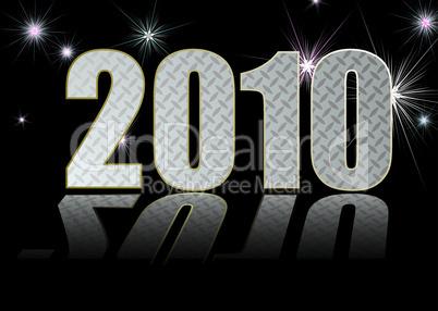 Jahreszahl 2010