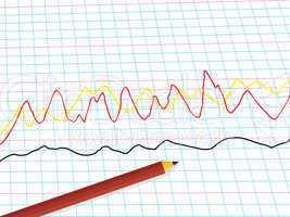illustrated graph