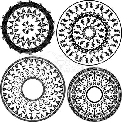 Round Patterns