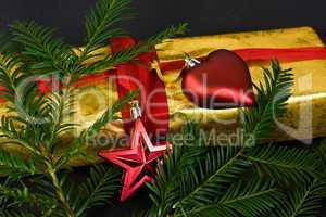 Weihnachtsgeschenk, christmas present