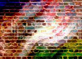 disco wall