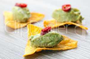 Tapas und Guacamole / tapas and guacamole