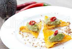 scharfe Tapas / hot tapas