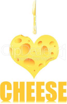 Käse/Herz