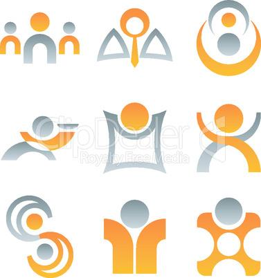 Logos Vector People