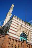 Moschee als Pumpenhaus in Potsdam Dampfmaschinenhaus