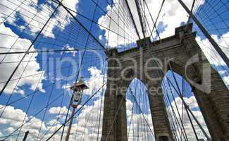 Brooklyn Bridge Architecture