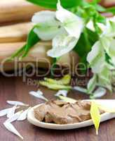 natürliche Heilerde / natural healing earth