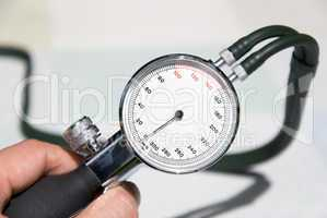 doctor blood pressure