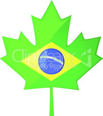 Kanada und Brasilien