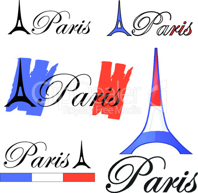 Paris Logos