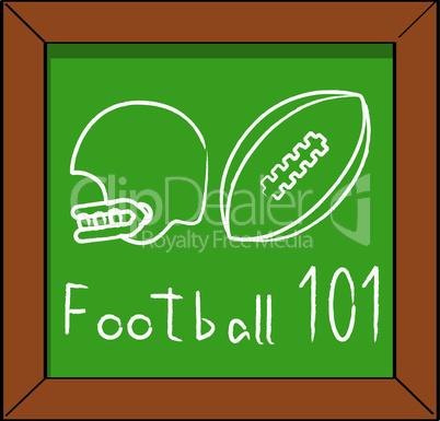 Football Tafel