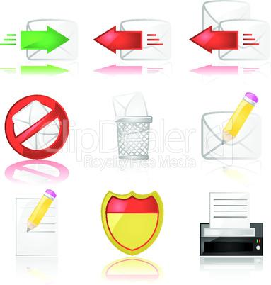 Desktop Symbole