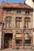 Häuser in der Altstadt von Wismar
