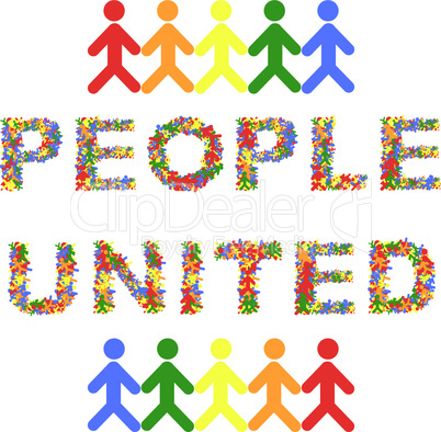 Logo People United
