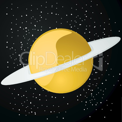 Planet oder Saturn
