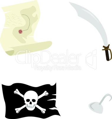 Piratensymbole
