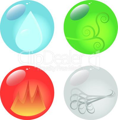 Icons Elemente