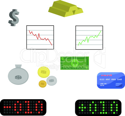 Finanz Icons