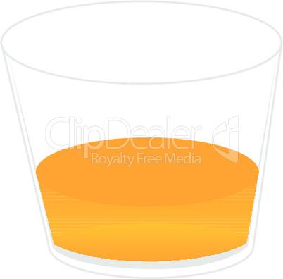Whisky im Glas