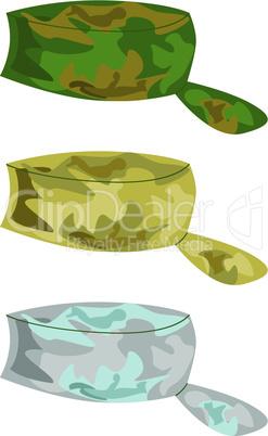 Camouflage Mützen