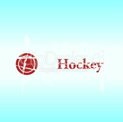 Hockey-Hintergrund